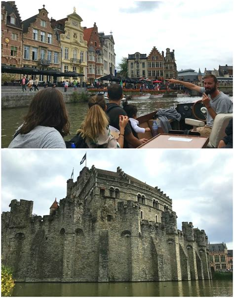 boat tour ghent highlights of our amsterdam river cruise with titan