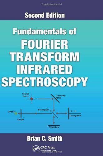 spectroscopic methods in organic chemistry ebook fundamentals of fourier transform infrared spectroscopy