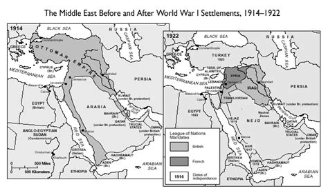 When Did Ottoman Empire End Peace World War I