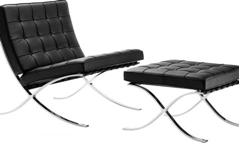 poltrona barcelona mies der rohe barcelona chair the barcelona chair created by ludwig