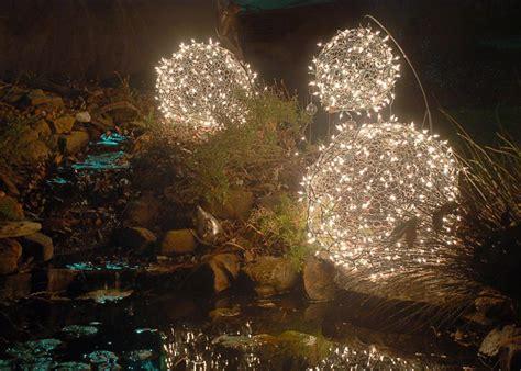 wiring outdoor christmas lights diy christmas light balls hgtv