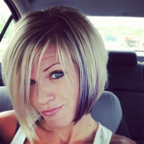 pictures of blonde hair short hair with dark roots gorgeous highlights for short hair short hairstyles