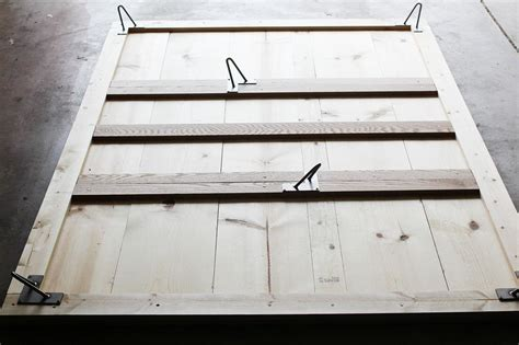 minimal bed frame diy simple bed frame a beautiful mess
