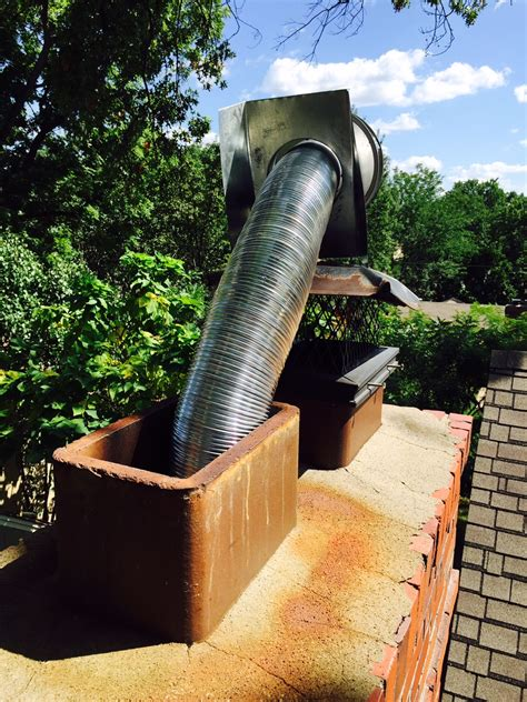 Chimney Liner And Cap - flue liners and chimneys for gas water heaters