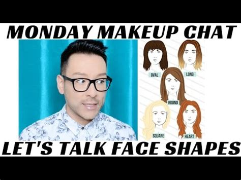 tutorial online c contour and highlight for specific face shapes step by