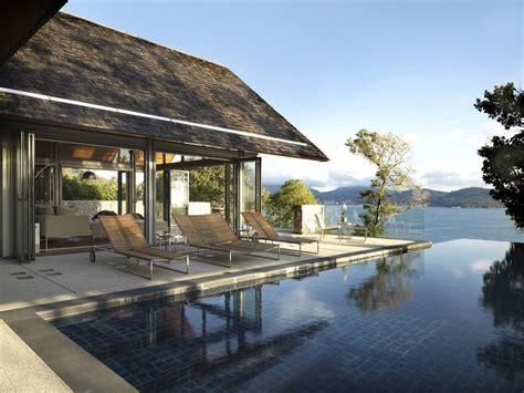 Villa Cornice Villa In Thailandia Con Vista Oceano Arredica