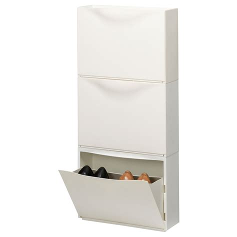 storage for shoes ikea trones shoe cabinet storage white 51x39 cm ikea