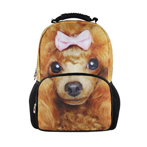 puppy backpack for school aliexpress popular school backpack in luggage bags