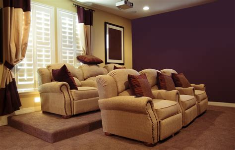 guide  building  home theater stage home theater room