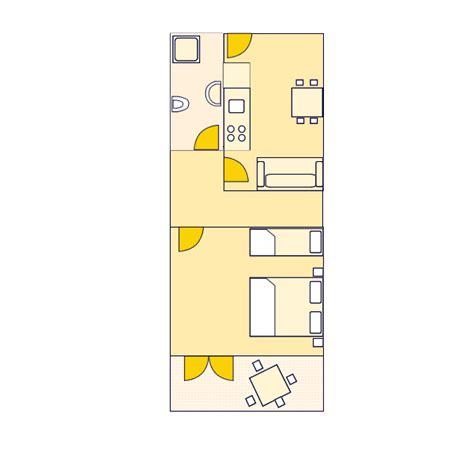 appartamenti b b appartamento b 2 4 pers appartamenti 蝣imuni pag