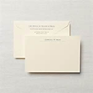 business note cards from business cards to personalized note cards salutations stationery gifts
