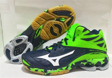 Sepatu Olahraga Volley Mizuno Wave Lightning Z Voli jual sepatu olahraga volley mizuno wave lightning z2 mid sepatu voli orgin sport