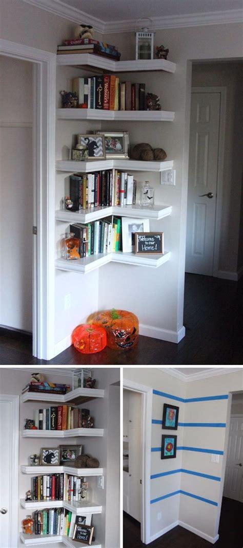 corner wall shelf   shape
