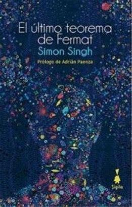 libro el enigma de fermat el ltimo teorema de fermat simon singh libro en papel 9789874063021