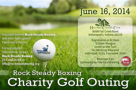 charity golf day invitation letter rock steady rsb charity golf outing june 16