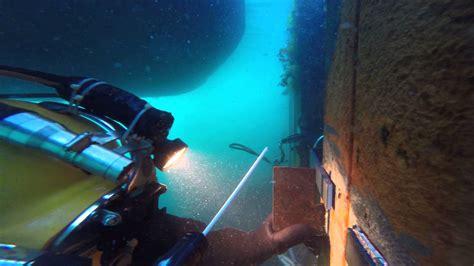 underwater welder underwater welding 2