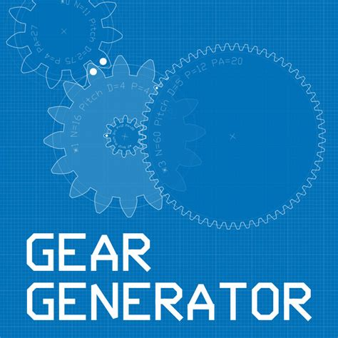 gear template generator version 28 images designing a