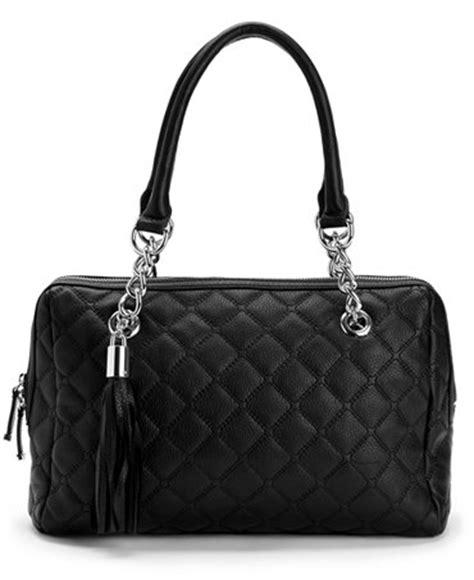 Calvin Klein Quilted Handbag by Calvin Klein Geneva Quilted Leather Satchel Handbags