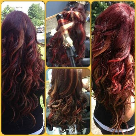 fun colors fun red hair hairstyles how to