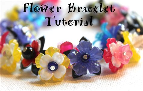 how to make lucite jewelry how to make a lucite flower bracelet emerging creatively