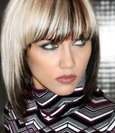 two toned hair color need inspiration platinum and brown two tone hair