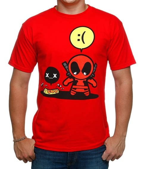 Kaos Deadpool Logo Polo Shirt deadpool sadpool s t shirt