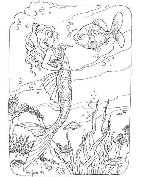 mermaids are salty b ches a coloring book for juvenile adults books realistic mermaid coloring pages for adults coloring pages