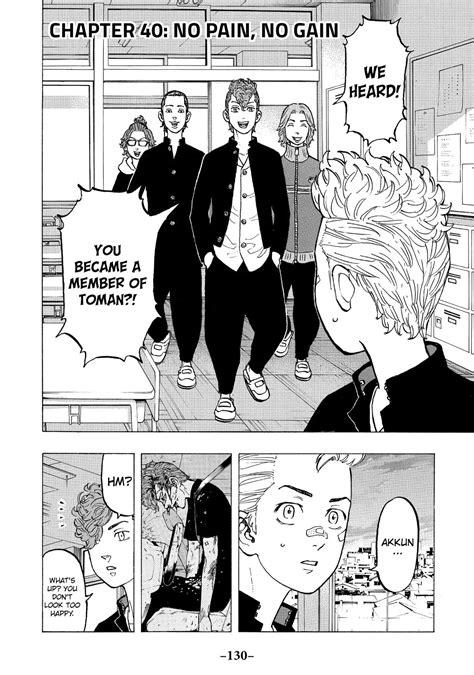 Tokyo Revengers, Chapter 40 - Tokyo Revengers Manga Online