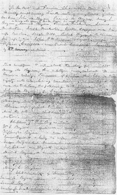 Henry County Tennessee Court Records Bryan Family History