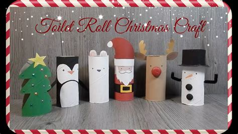 christmas crafts with toilet rolls diy toilet paper roll craft recycle