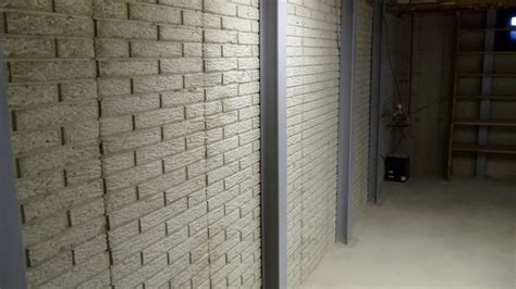 wall reinforcement affordable basement solutions