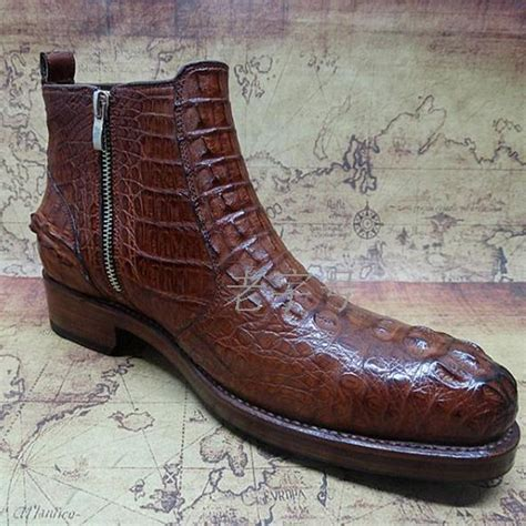 popular alligator boot buy cheap alligator boot lots from