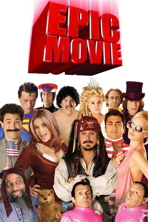 epic film deutsche synchronsprecher epic movie 2007 posters the movie database tmdb