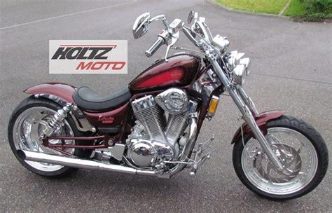 Motorrad Mieten Hringen by Umgebautes Motorrad Suzuki Vs 1400 Glp Intruder Holtz