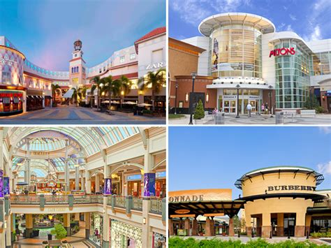 best shopping cities in the us top 10 largest shopping malls on the east coast of the us