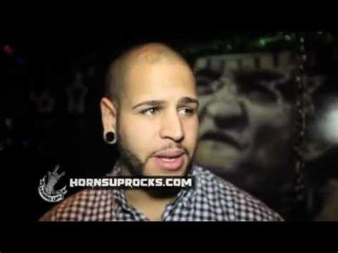 tommy vext talks about his new project with members of