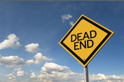 Dead End There S No Such Thing As A Dead End Penmac Staffing