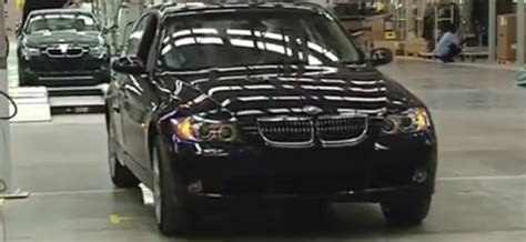bmw 3 series e90 factory assembly plant dpccars