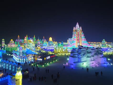 harbin ice festival everything brisa harbin ice and snow festival guide