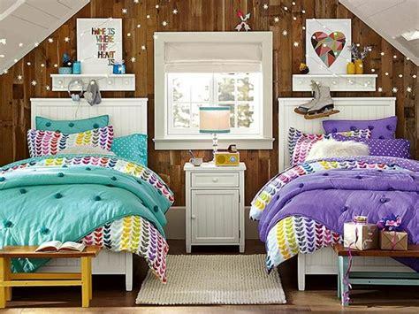 winter home design tips cuartos peque 241 os para hermanas adolescentes dormitorios