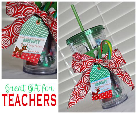 christmas gifts for teachers from principal gifts gifts for teachersdiy gift idea of the day