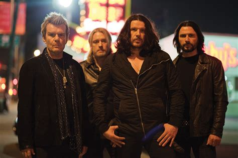 The Cult Band the cult announce quot electric 13 quot tour gstv