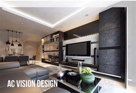 singapore home interior design hdb bto 5 room 3d ideas interior design singapore