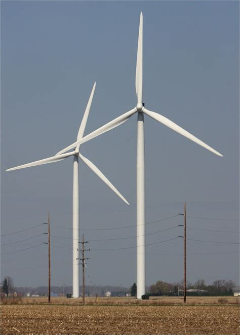 high hopes b c s biggest wind power project a logistical monroe wind power could face challenges toledo blade
