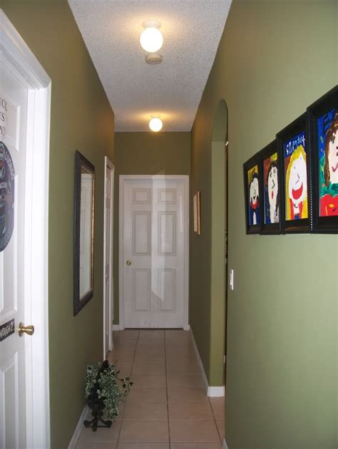 ideas on hanging pictures in hallway lighting for a long narrow hallway pics home decorating