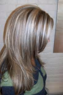 lowlights for gray hair high and lowlights for gray hair hairstylegalleries com