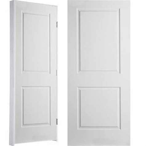 White Panel Interior Doors 2 Panel Interior Doors Feel The Home
