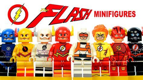 Lego Marvel Comics Yellow Jacket Ant Series Bootleg the flash dc superheroes cw tv series lego knockoff
