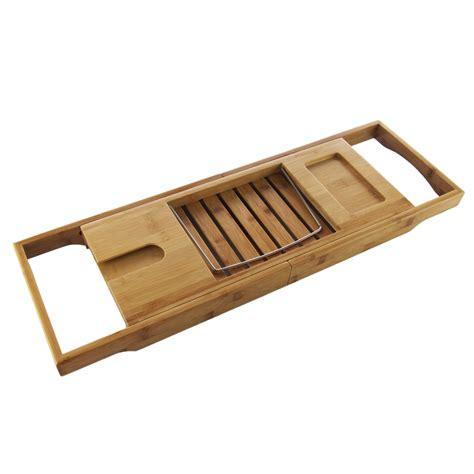 bamboo bathtub caddy bathtub caddy homex