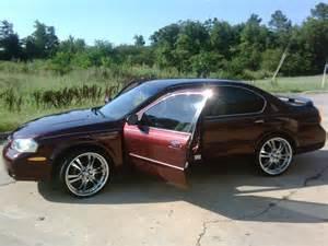 2000 Nissan Maxima Custom 2000 Nissan Maxima Custom Rims